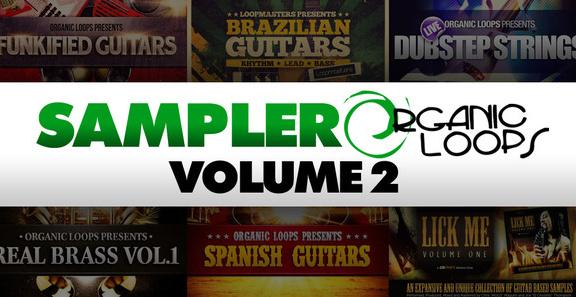 Organic Loops Label Sampler Vol 2