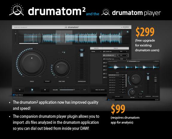 Drumatom 2 & Drumatom Player