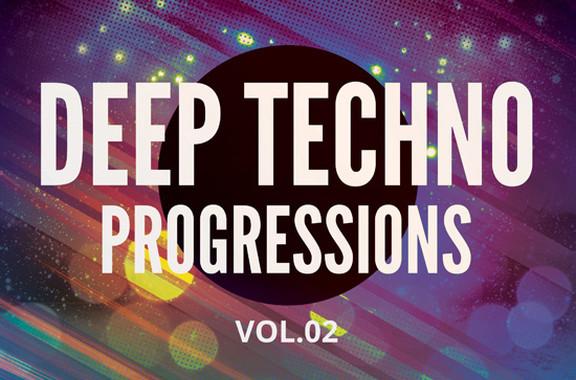 Producer Loops Deep Techno Progressions Vol 2