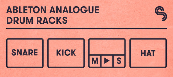 Sample Magic Ableton Analogue Drum Racks