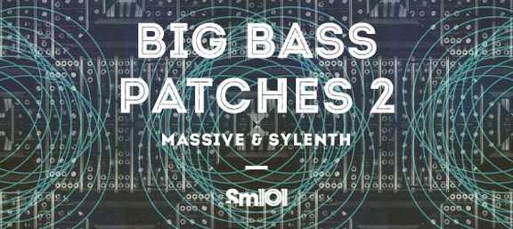 Sample Magic Big Bass Patches 2