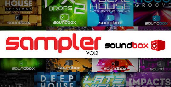 Soundbox Label Sampler 2