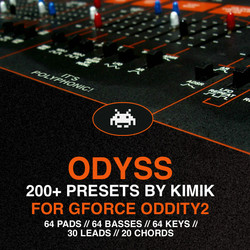 Sounds for Synth Odyss for Oddity2