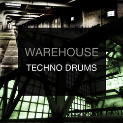Spunkface Samplers Warehouse Techno Drums