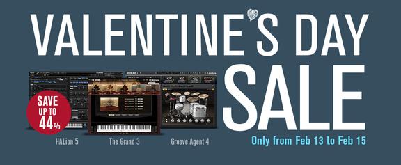 Steinberg Valentine's Day Sale