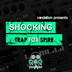 Vandalism Shocking Trap for Spire