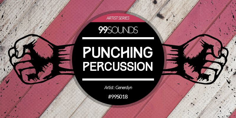 99Sounds Punching Percussion