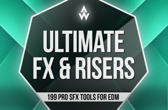 Alpha Waves Ultimate FX & Risers