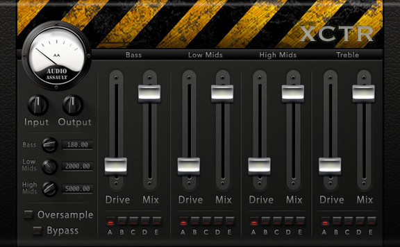 Audio Assault XCTR