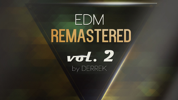 Derrek EDM Remastered Vol. 2