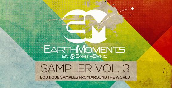 EarthMomenths Sampler Vol. 3