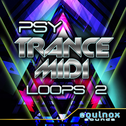 Equinox Sounds Psy Trance MIDI Loops 2
