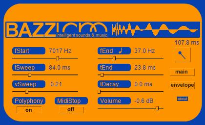 Intelligent Sounds & Music BazzISM