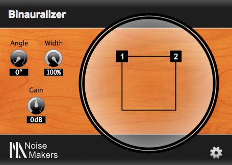 Noise Makers Binauralizer