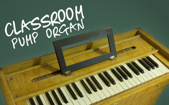 Precisionsound Classroom Pumporgan