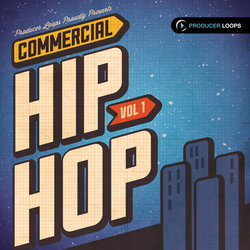 Producer Loops Commercial Hip Hop Vol 1
