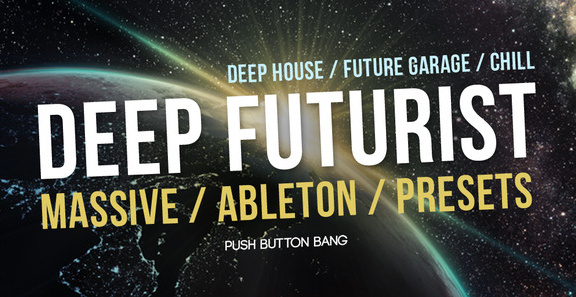 Push Button Bang Deep Futurist
