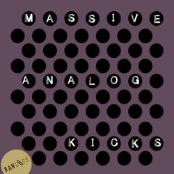 Raw Loops Massive Analog Kicks