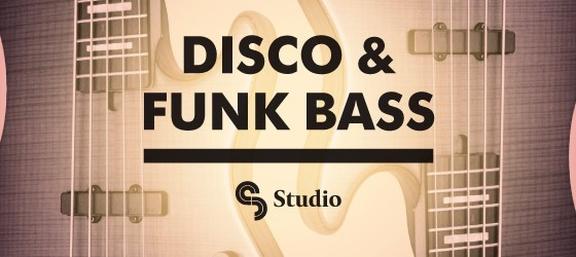 Sample Magic Disco & Funk Bass
