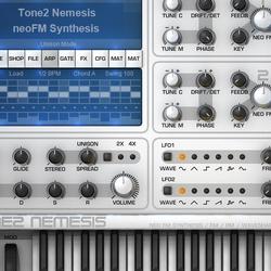 Tone2 Ambientica for Nemesis