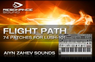 Aiyn Zahev Flight Path for LuSH-101