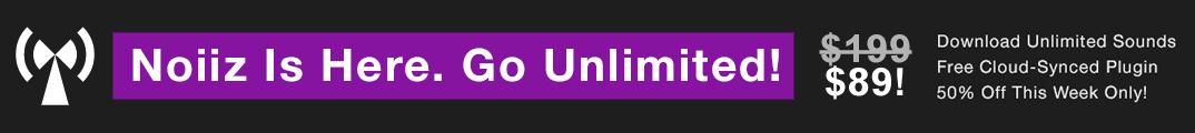 Noiiz Unlimited for just $89