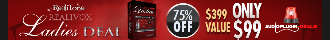 75% off Realivox Ladies