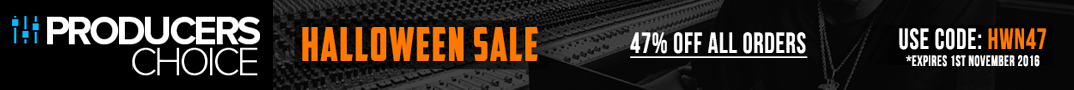 Producers Choice Halloween Sale