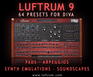 Luftrum 9 for u-he DIVA