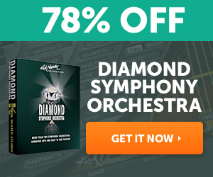 78% off Kirk Hunter Diamond Symphony Orchestra