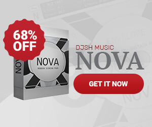 68% off Nova pads, atmospheres and sound design for Kontakt