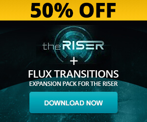 50% off AIR Music Tech The Riser