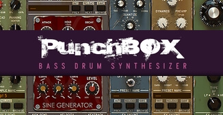 D16 PunchBOX kick drum synth