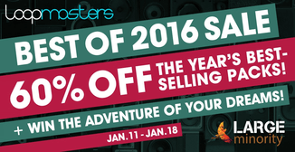 Save 60% off top seller packs of 2016
