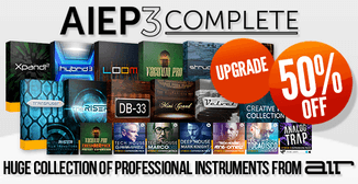 50% off AIEP3 Complete Upgrade