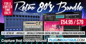 Retro 80s Bundle