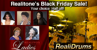 Realitone Black Friday