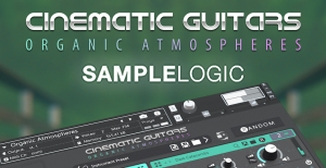Sample Logic Cinematic Guitars Organic Atmospheres