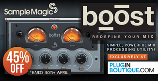 45% off Sample Magic Boost