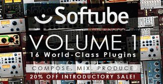 20% off Softube Volume 1