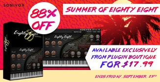 88% off Sonivox Eighty Eight