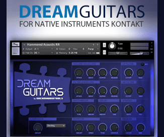 Dream Guitars for Kontakt