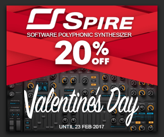 Save 20% off Spire