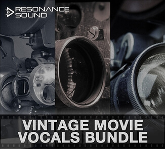 Vintage Movie Vocals Bundle