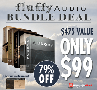 Fluffy Audio Bundle Deal