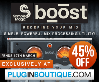 Save 45% off Sample Magic Boost