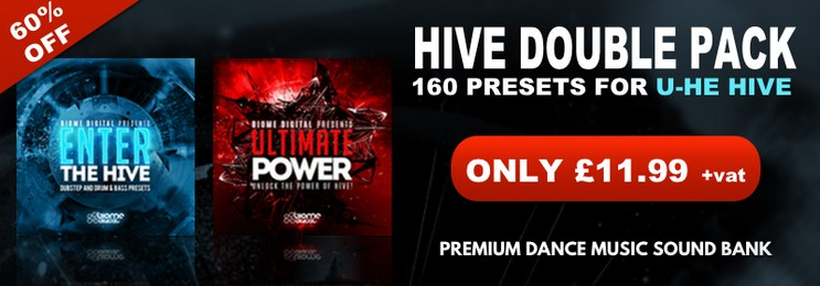 Hive Double Pack at Biome Digital