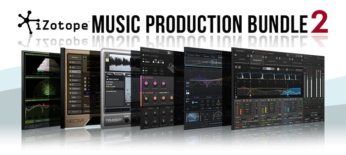 iZotope Production Bundle 2