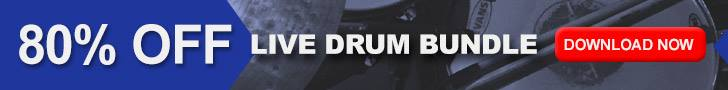 80% off Audio Animals Live Drum Bundle