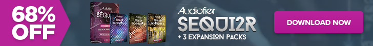 68% off Audiofier Sequi2r Bundle